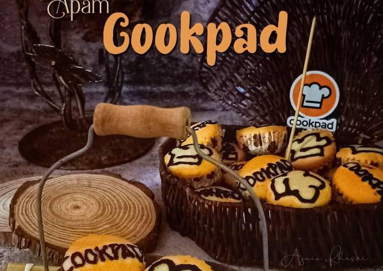 Apam Cookpad (Inspirasi apam polkadot) - resepipouler.com