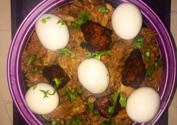 Easiest Way to Prepare Speedy Chicken briyani