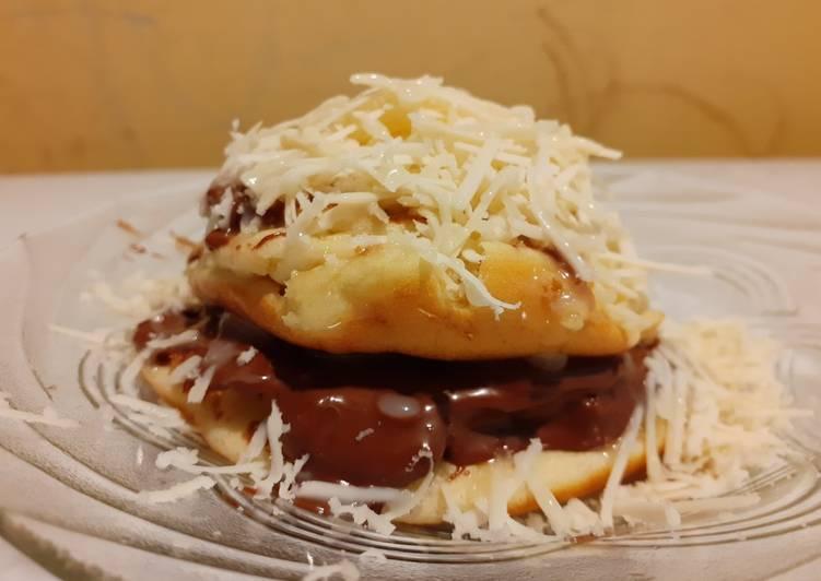 Resep 13. Japanese Souffle Pancake / Pancake Jepang Lembut CintoBundo Paling Gampang