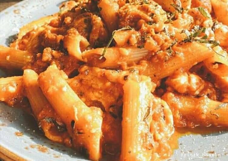 Steps to Prepare Favorite Tomato Pasta