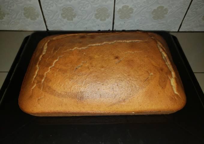 Ugali Cake