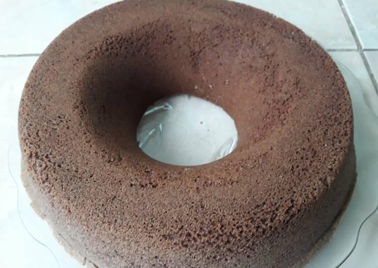 resep menyajikan Bolu Ketan Hitam Panggang Baking Pan - Sajian Dapur Bunda