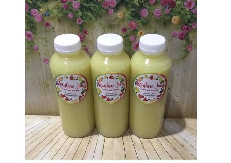 Resep Diet Juice Aloe Vera Pear Avocado Lemon Melon yang Sempurna