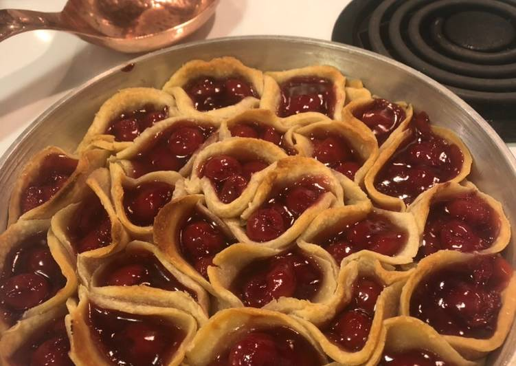Recipe: Perfect Pull apart cherry pie