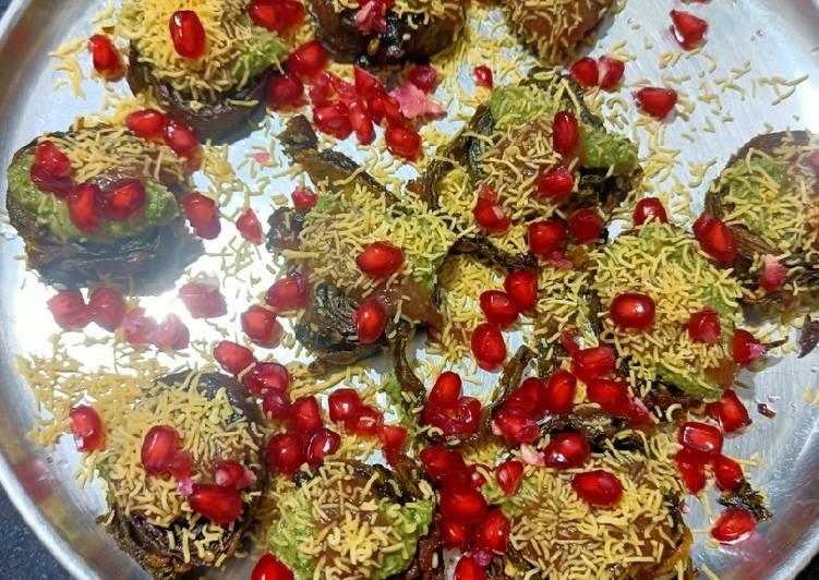 Recipe of Speedy Patra Aluvadi Bhel