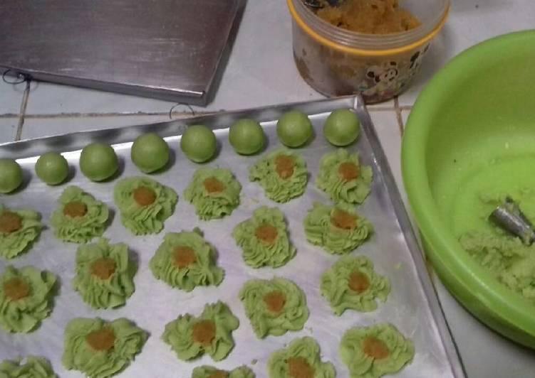 Resep Nastar Ijo Pyur Tanpa Telor Oleh Ummu Adnan Cookpad