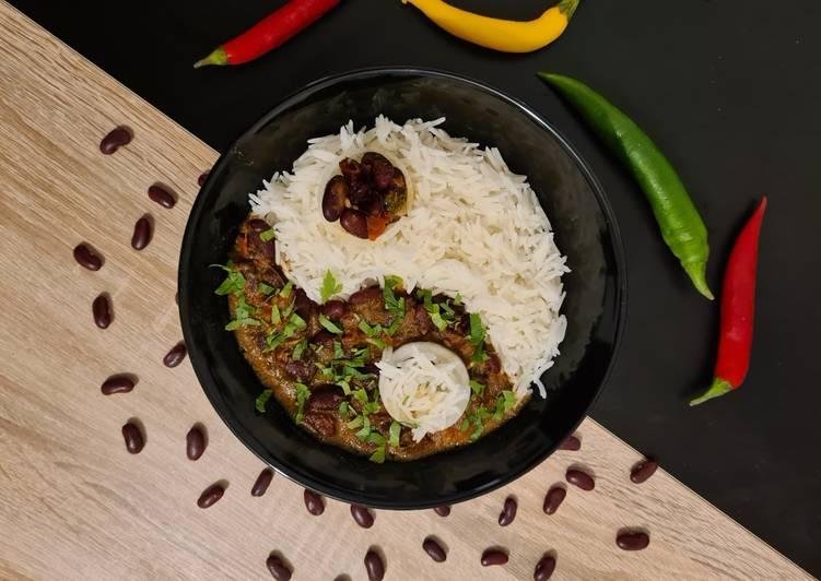 Rajma Curry Finding Healthful Fast Food