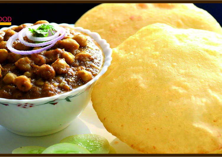 Grandmother's Dinner Ideas Quick Punjabi Chole Bhature Recipe #Chole Bhature Recipe