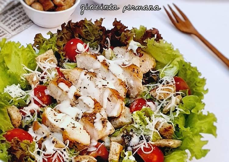 Chicken Salad Creamy Dressing