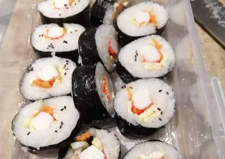 My version of Sushi Roll