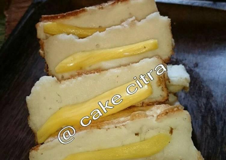 Kue pancong nangka