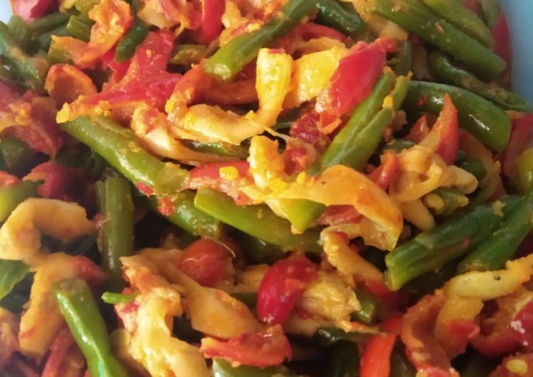 Resep Tumis Kulit Melinjo Buncis Dan Jamur Resep Mertua Anti Gagal 10 000 Resep Masakan Sayur Terenak