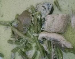 Gulai ikan tongkol (masakan khas minang) masakan rumahan