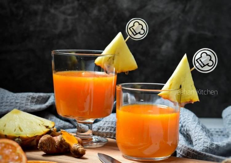 Glowing Juice - resepipouler.com