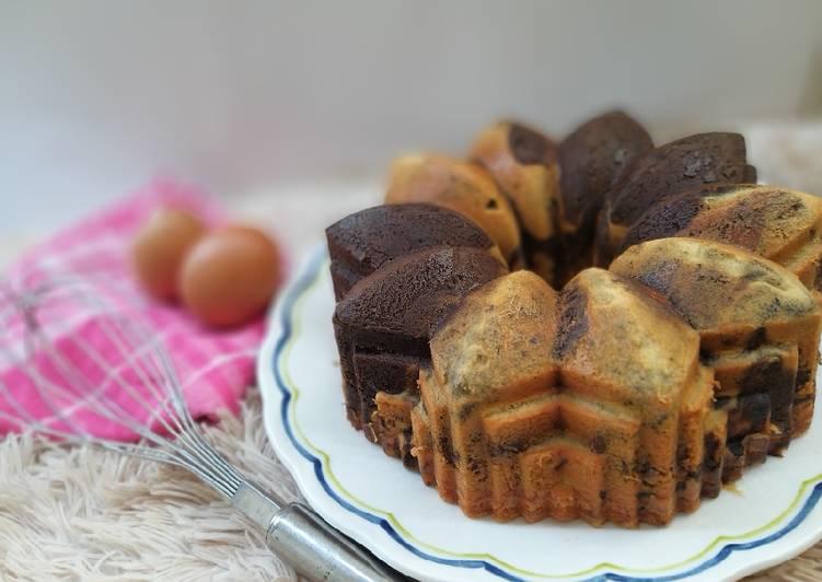Marmer Cake Pak Sahak
