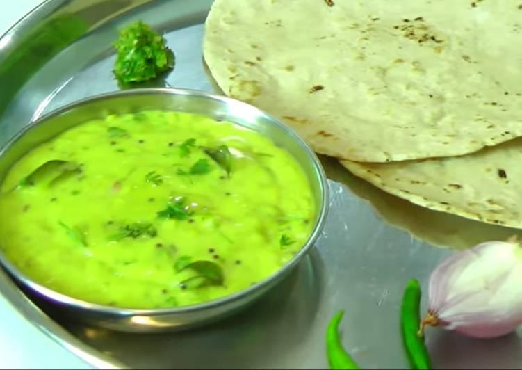 Besan curry