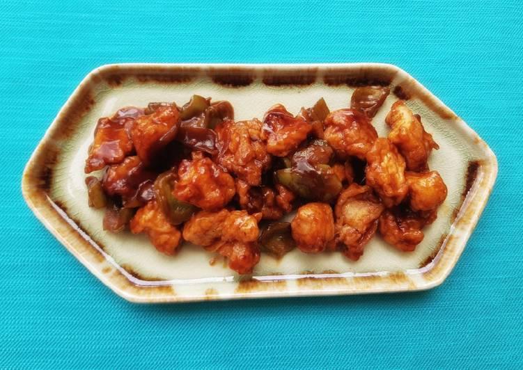 Recipe of Award-winning Fish Chilli