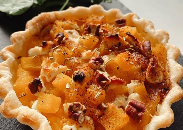 Le moyen le plus simple de Préparer Appétissante Tarte d'automne 🍁