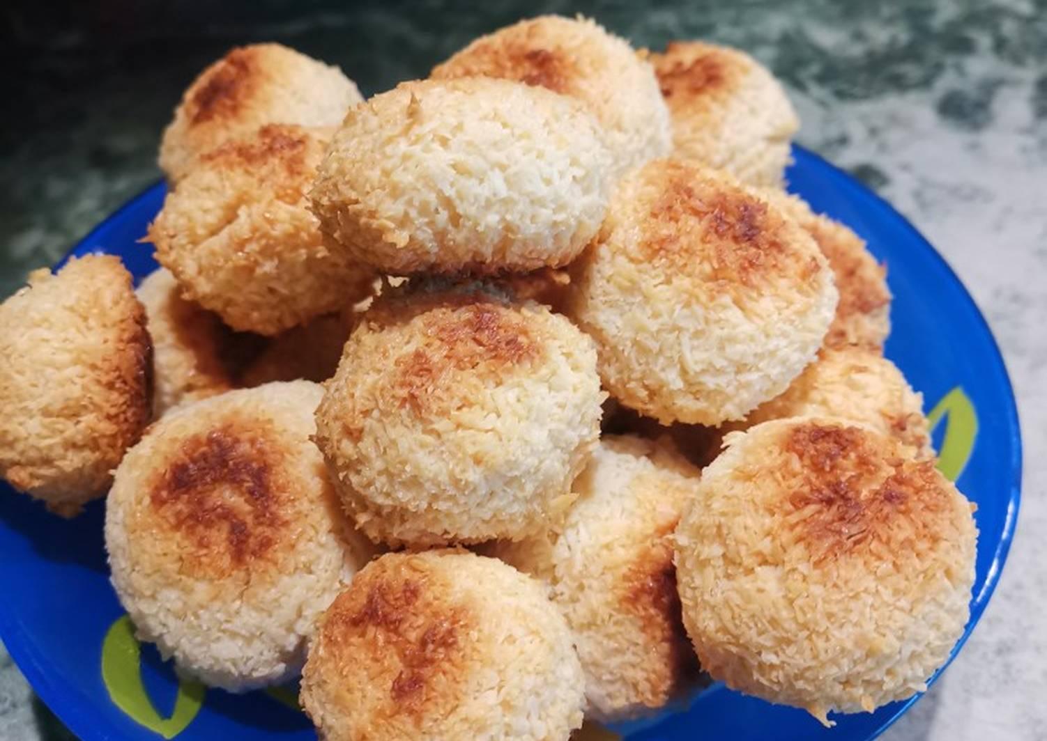 кокосанки рецепт с пошаговым фото его изображали