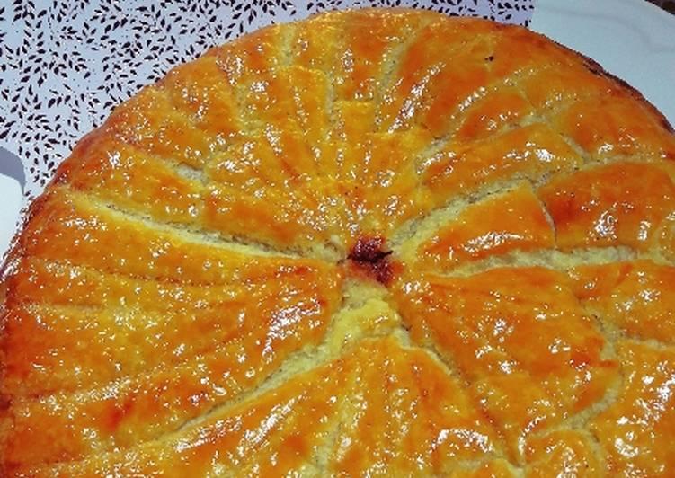 recette ¨^Galette des Rois, frangipane praliné pistache¨^ Le plus simple