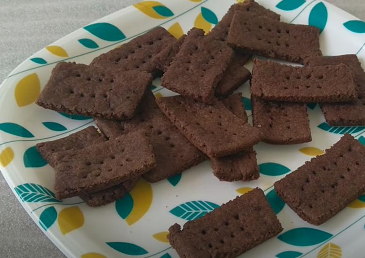 Chocolate Biscuits Recipe