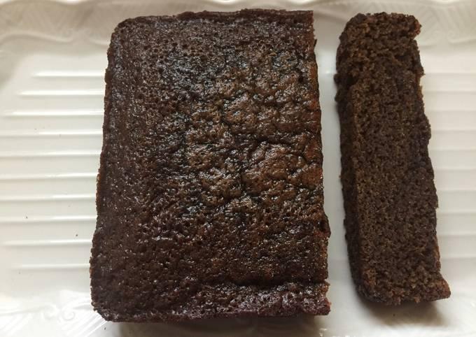 St. Patrick's Stout Spice CakeFUSF