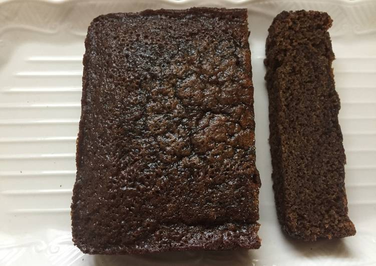 Recipe of Quick St. Patrick's Stout Spice CakeFUSF