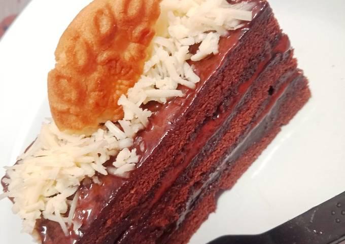Brownies Coklat kukus Simple