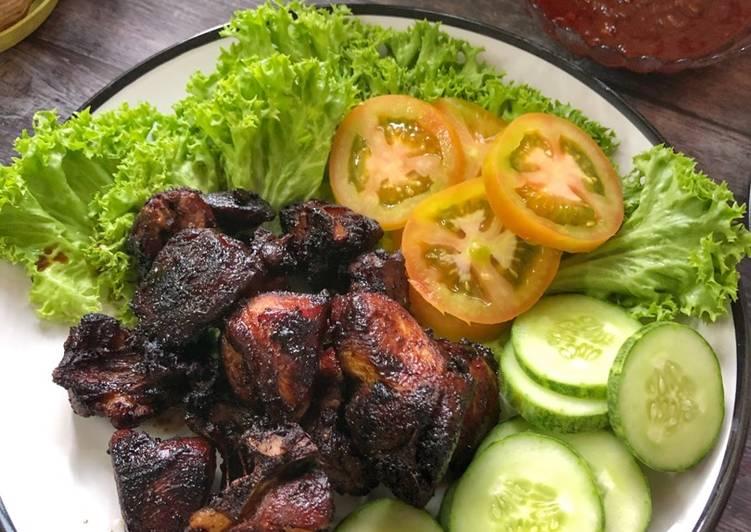 Ayam Goreng Sos Tiram