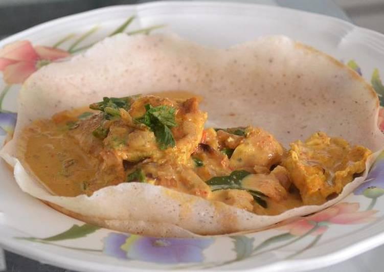 Egg (Omelette) Curry