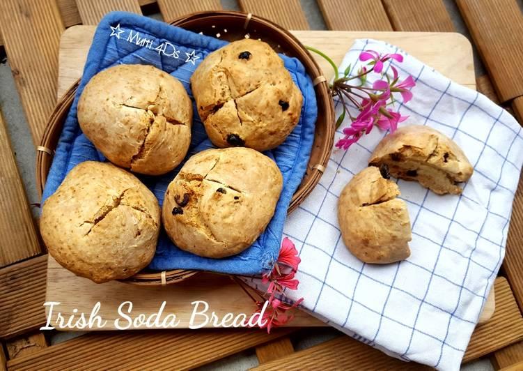 Resep Irish Soda Bread – Roti Irlandia (simpel, tanpa ragi) Terenak