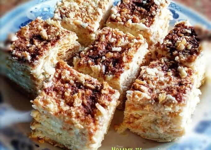 CheeseKut Kek