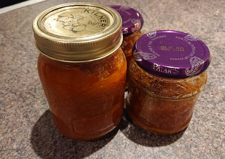 Step-by-Step Guide to Make Award-winning Carrot Jam