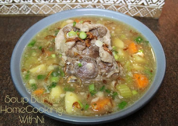 Soup buntut