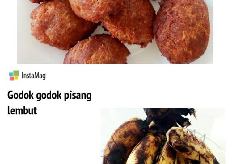 Resep Godok Godok Pisang Berasa Cake Anti Gagal Resep Masakanku