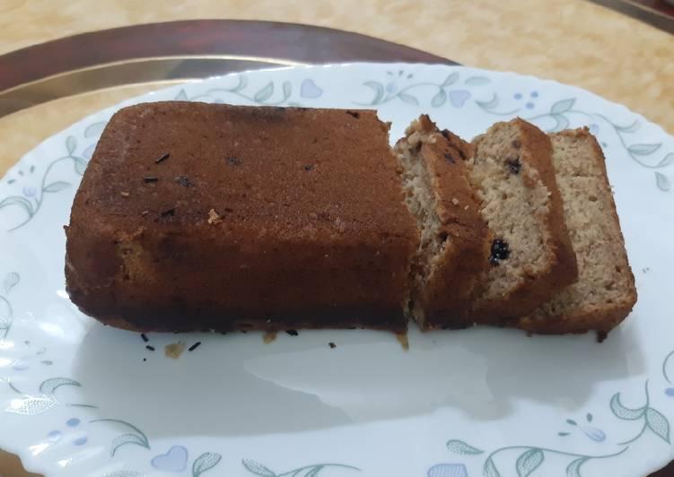 Wheat Flour Banana cake