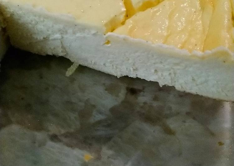 Low-carb / sugar-free Cheese Cake
