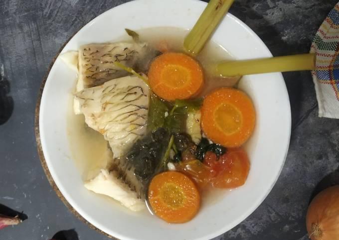 Cara Gampang Membuat Sup ikan gurame Anti Gagal