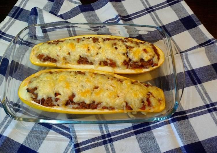 Gefüllte-Zucchini-Schiffchen