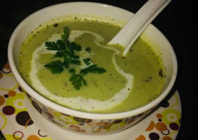 Recipe of Favorite Broccoli soup
