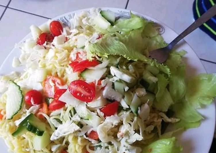 Simple Noodles Salad