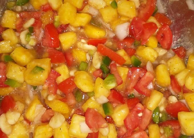 Tropical salsa