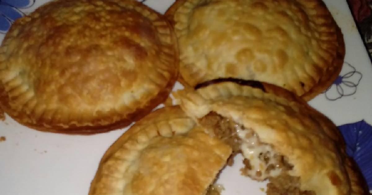 Empanadas redondas!!! Receta de maria.vitrisal@gmail.com- Cookpad