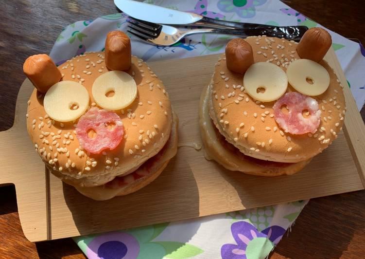 ☆Cochons Burgers☆