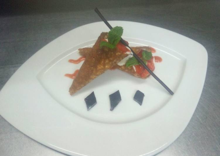 Simple Way to Prepare Super Quick Homemade Brandy snap