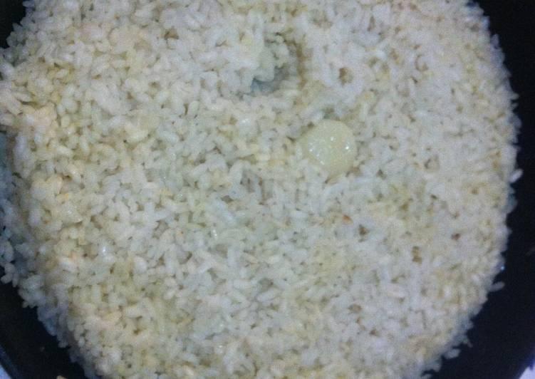 Como hacer arroz blanco suelto paso a paso