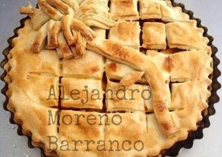 Empanada gallega auténtica