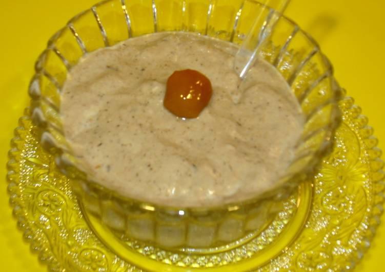 Pollo salsa de para champinones leche de crema sin