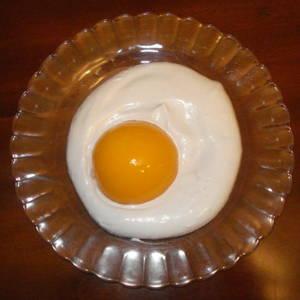 Huevos que no son huevos