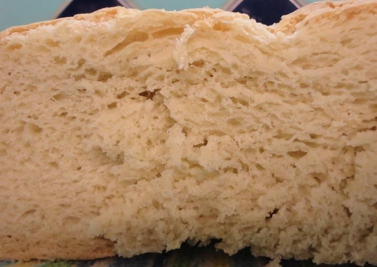 masa de pan casero facil
